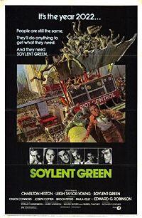 Soylent Green - Cuando el destino nos alcance