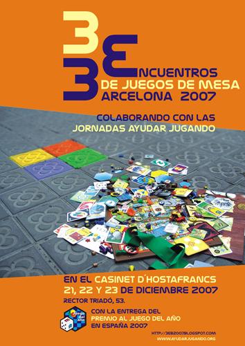 III Encuentro de Juegos de Mesa en BARCELONA