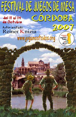 Festival de Juegos de Mesa Córdoba 2007