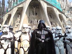 Celebración 30 aniversario Star Wars en Barcelona