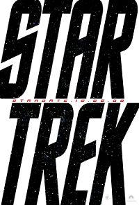 Poster película Star Trek