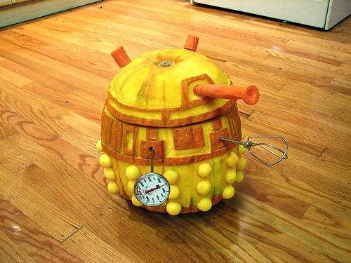 Dalek de Halloween