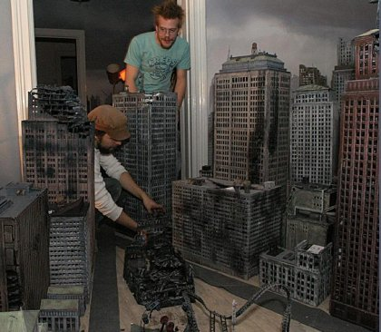 Manhattan apocalíptico