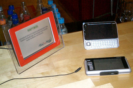 Nokia Haptikos