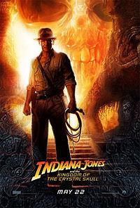 Indiana Jones y el Reino de la Calabera de Cristal