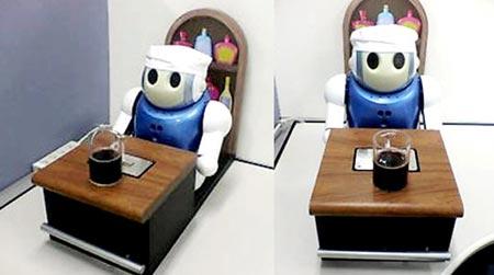 robot catador de vino