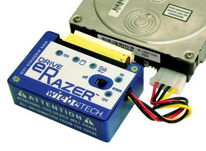 Borrador de discos duros