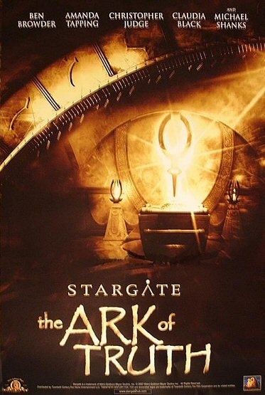 stargate the ark