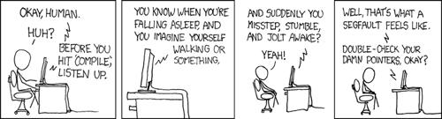 Problemas con los compiladores