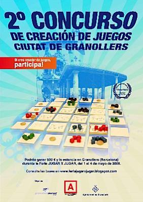 Concurso de Juegos Ciutat de Granollers