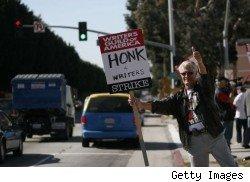 Huelga de Guionistas