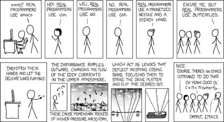 Programadores de verdad