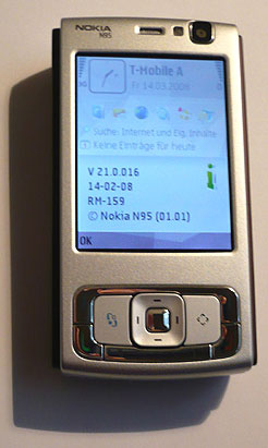 Nokia N95 v21