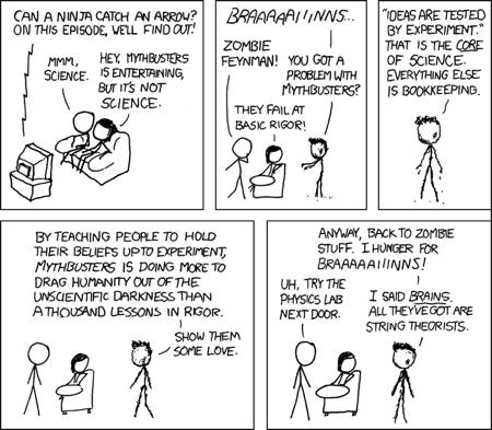 poco científico…
