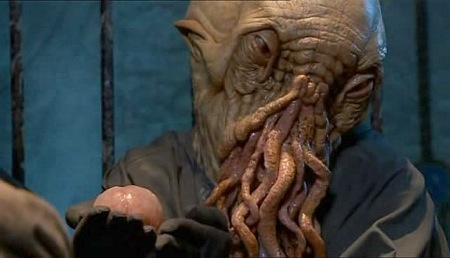 Doctor WHO - Planet of the Ood