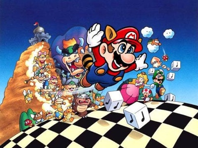 Super Mario Bross 3