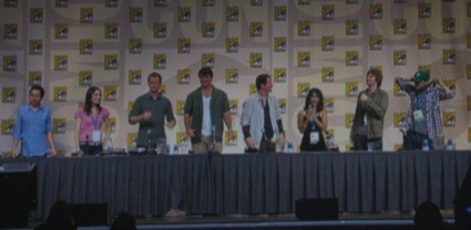 Panel de Doctor Horrible en la Comic-Con